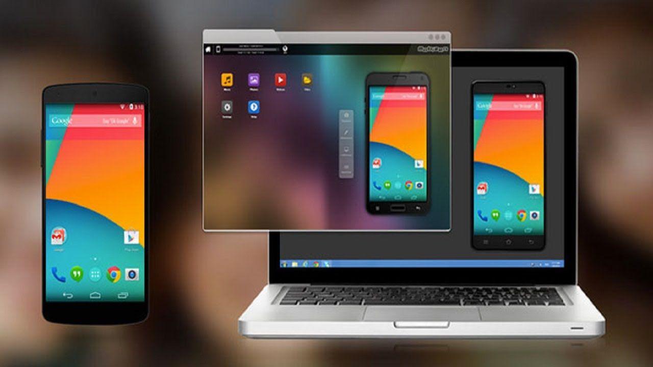 Como Espelhar O Smartphone No Pc Usando Wifi Displays Tablet