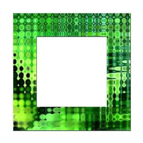 Square Locker Frame on CafePress.com