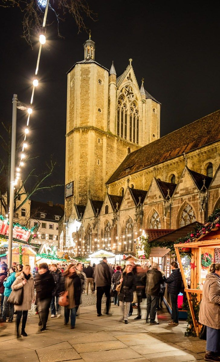Wo Ist Heute Ein Weihnachtsmarkt.Historischer Weihnachtsmarkt Braunschweig Weihnachtsfeeling Pur