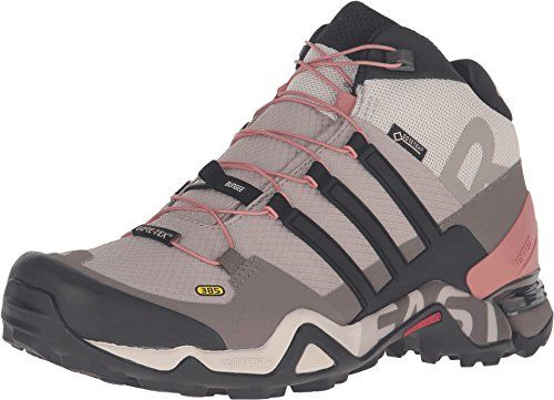 Adidas Outdoor Terrex Fast R Mid GTX Hiking Boot Womens