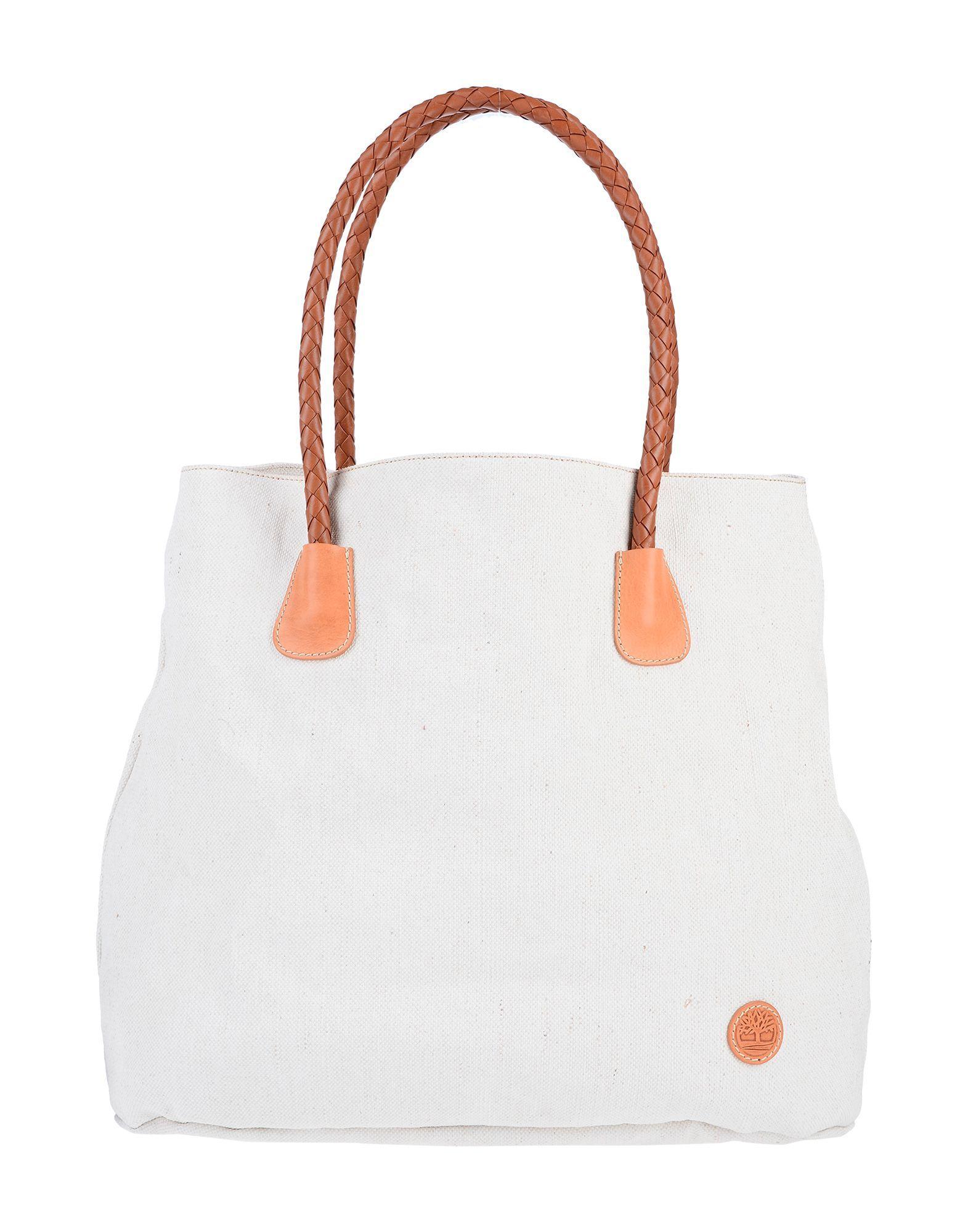 apenas Mejor Extremadamente importante  Handbag In Ivory | Timberland, Handbags, Bags