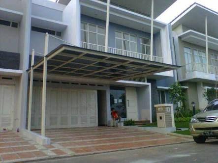 Kanopi Baja Ringan Model Gantung Hasil Gambar Untuk Minimalis Surabaya Modern