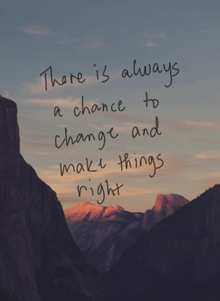 Quotes Photo: Make Things Right