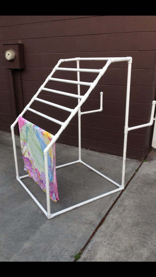 Pvc Towel Float Rack Like This One Even Better Backyard Pool Landscaping Pool Towel Storage