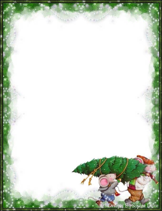 Briefpapier - Weihnachten   Briefpapier & Umschläge   Pinterest ...