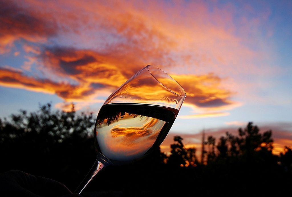 https://flic.kr/p/5eZeez | Sunset Cocktail Hour Returns to the Terrace