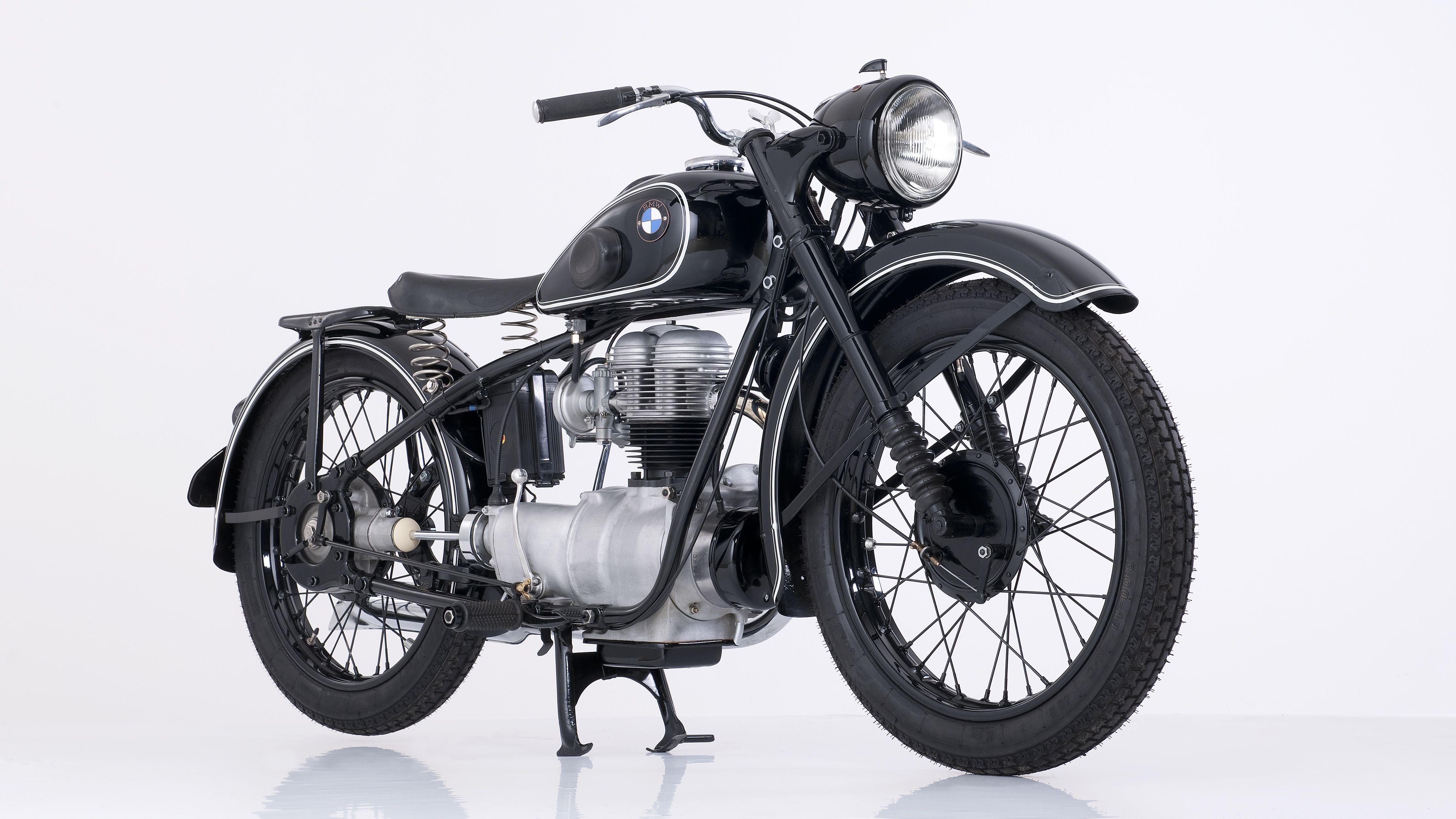 Bmw motorcycles milestones 90 years of