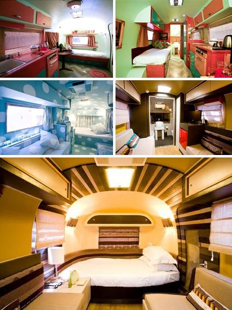 Rooftop Trailer Park 7 Mobile Home Penthouse For Rent At Grand Daddy Hotel