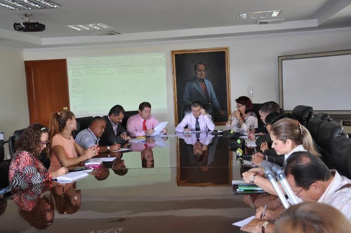 Gobernación presentó al plan de trabajo Consejo de Política Social de Risaralda