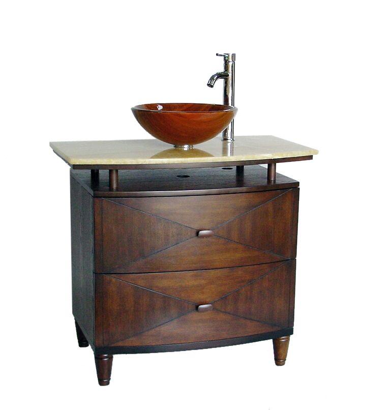 Stone Vessel Cabinets 19 Bathroom Stone Vessel Sink Vanity Cabinet
