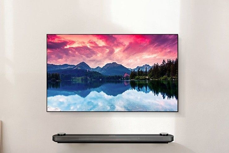 LG Wallpaper OLED 4K TV Samsung tvs, Oled tv, Tvs