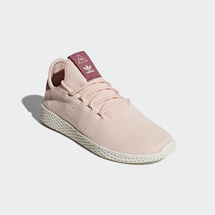 6c77aae7ffc1 Pharrell Williams Tennis Hu Shoes Pink 10 Womens in 2019