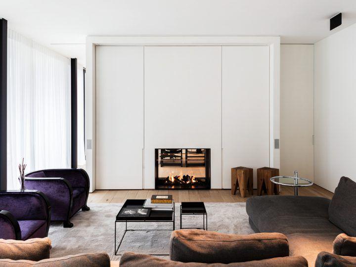 Interieurarchitect exclusief interieur hoog design villabouw