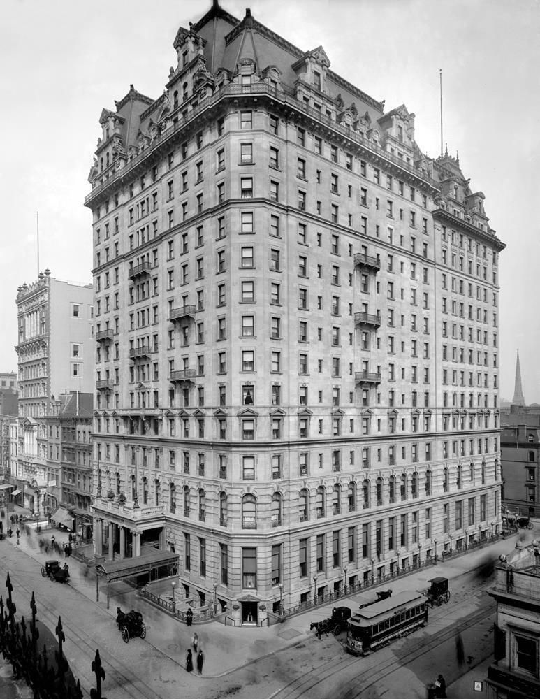 1900 1910 Manhattan Hotel New York City New York Photograph 8 5 X 11 Reprint Manhattan Hotels New York Hotels New York City