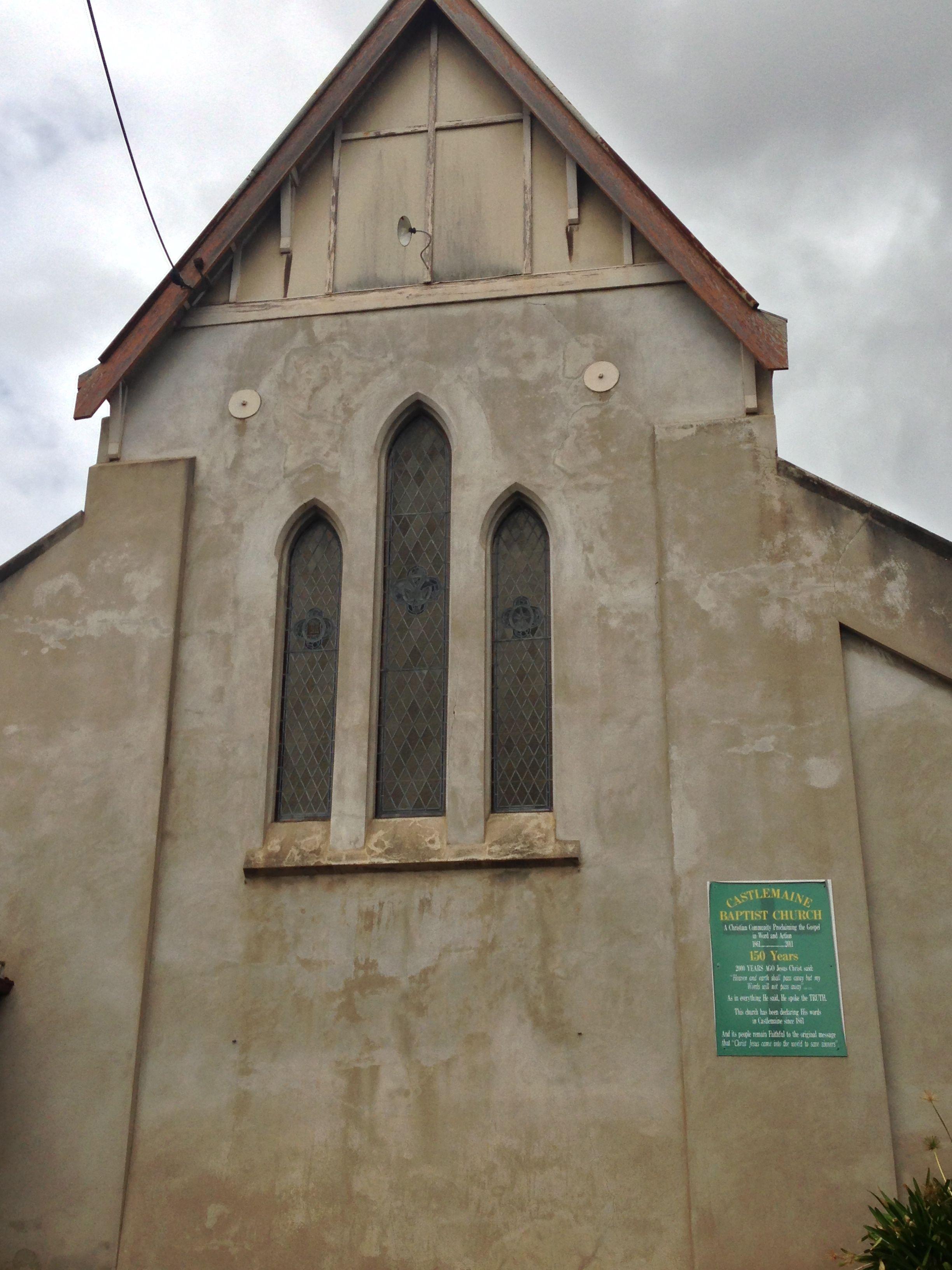 Baptist Church Castlemaine