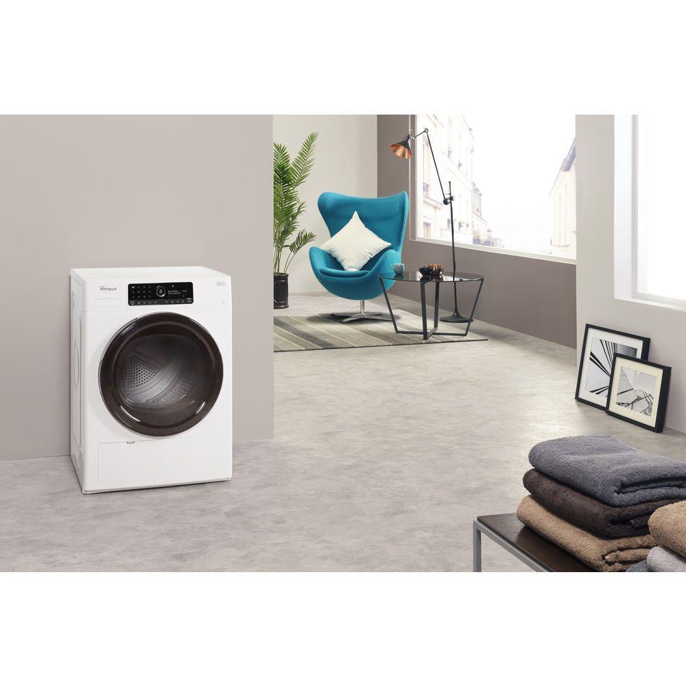 Whirlpool, HSCX10441, 10kg Freestanding Tumble Dryer | Best