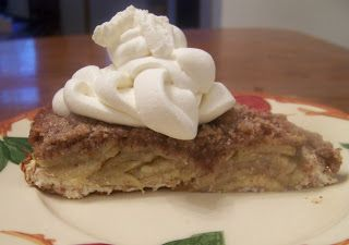 """Ginny's Low Carb Kitchen: Bavarian """"Apple"""" (Zucchini) Torte Might Use coconut or palm crystals, definitely NOT Splenda."""