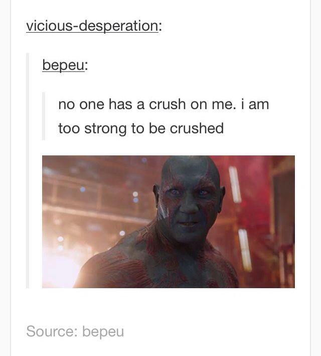 Drax | Guardians of the Galaxy | Tumblr | Marvel | Superheroes