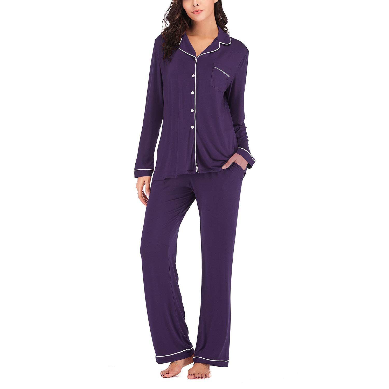 Women/'s Sleepwear Pajama Lounge Set 2pcs Set