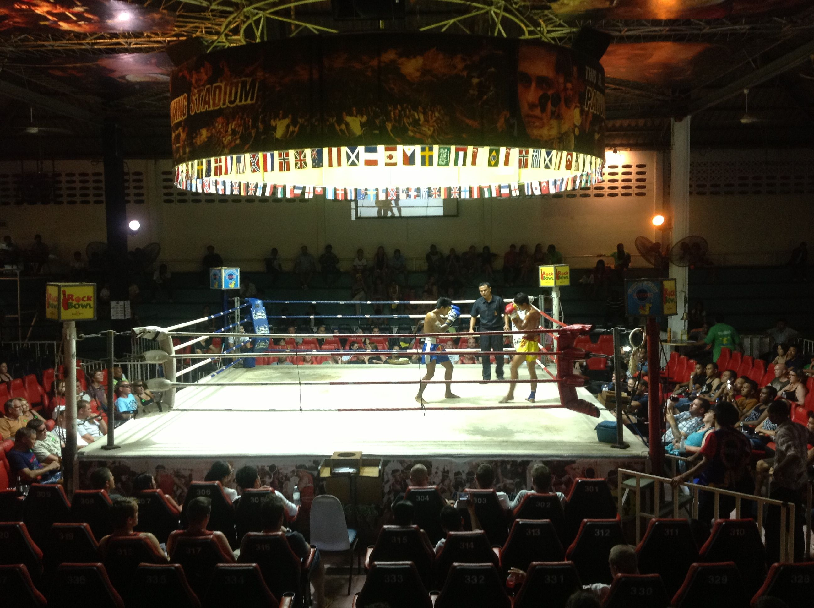 Patong Boxing Stadium Must See In Phuket Phuket Travel Phuket Thailand Vacation