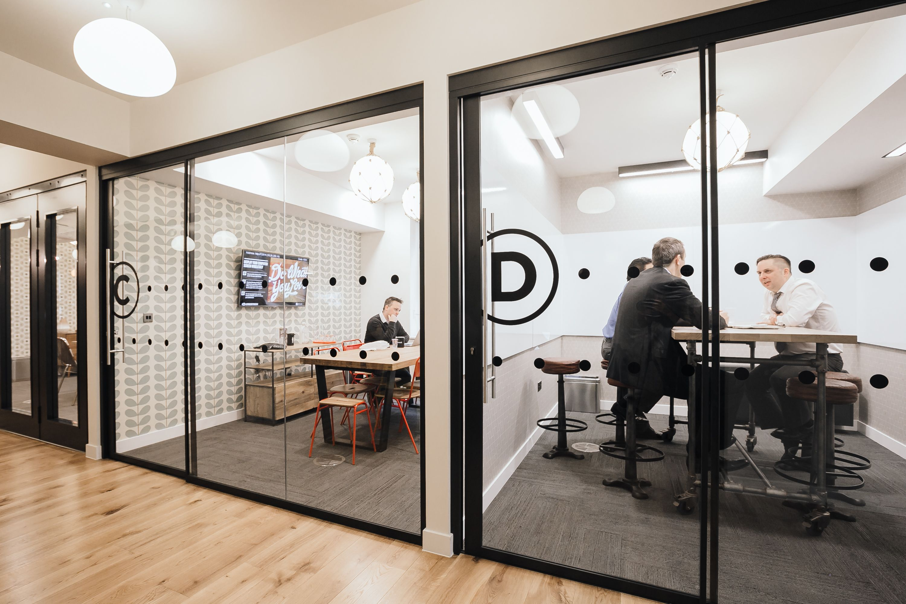 WeWork Soho   Office Design
