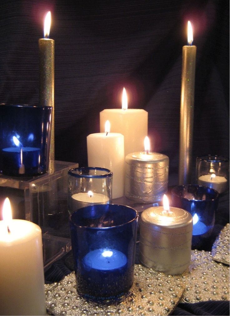 If Nothing Else…..Don't Forget the Candles!