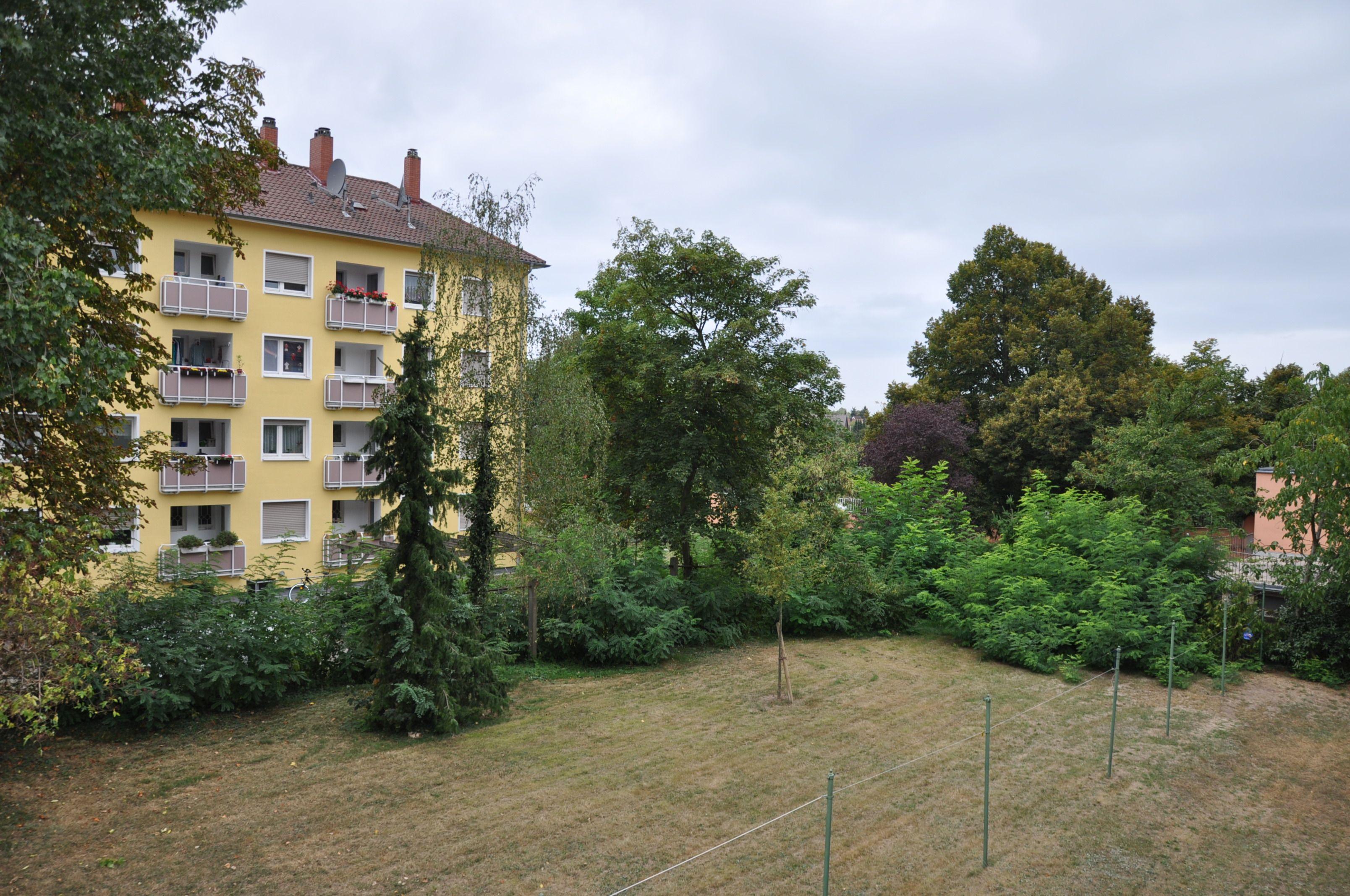 2,5ZimmerEtagenwohnung in Karlsruhe Aussicht (mit