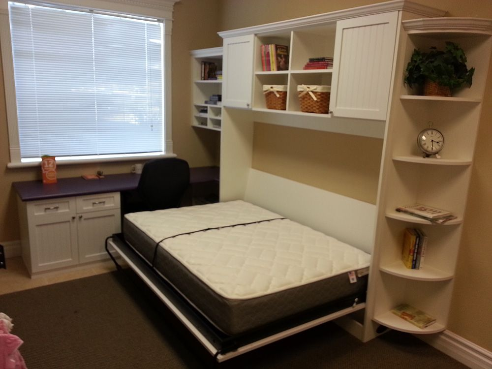 Check Out The Closet Doctoru0027s Murphy Bed Photo Gallery. Get Inspired And  See How You Can Have More Space And Dual Functionality In Your Room.
