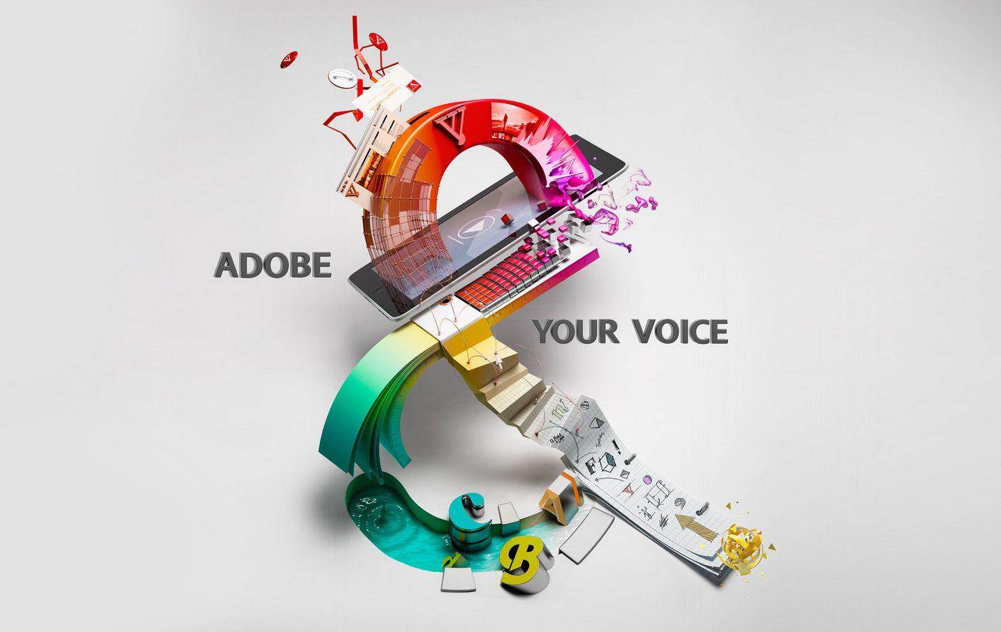 Idea Inspiration Creativity Colours 3d TypographyCreative PortfolioPortfolio Website DesignGraphic