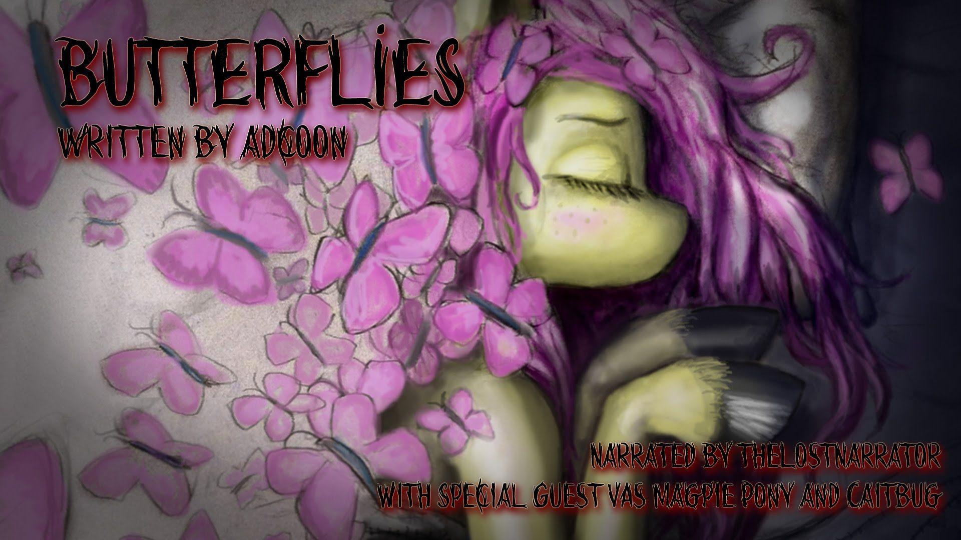Butterflies Grimdark Just Like Cupcakes But With