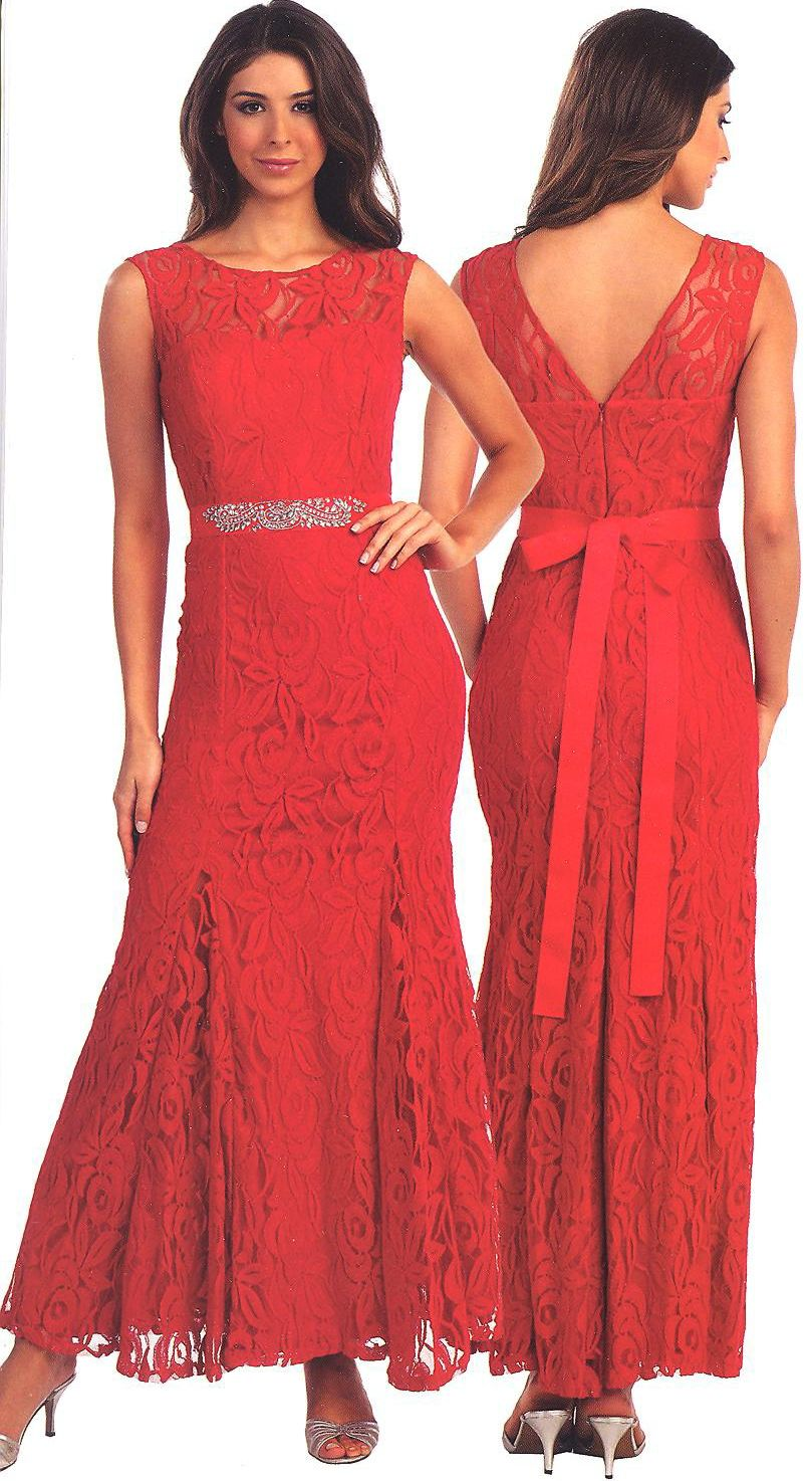 Prom dresses bridesmaid dresses under ucbrueucbruelong lace scoop