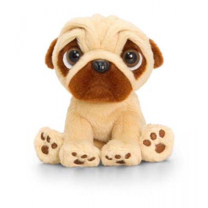 Dantdm Plush Pug Puppy Soft Toy Plush Dog Pug Dog Puppy