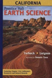 Earth Science California Edition Prentice Hall 978 0131667556 Edward J Tarbuck Prentice Hall Stud Earth Science Science Student Earth And Space Science