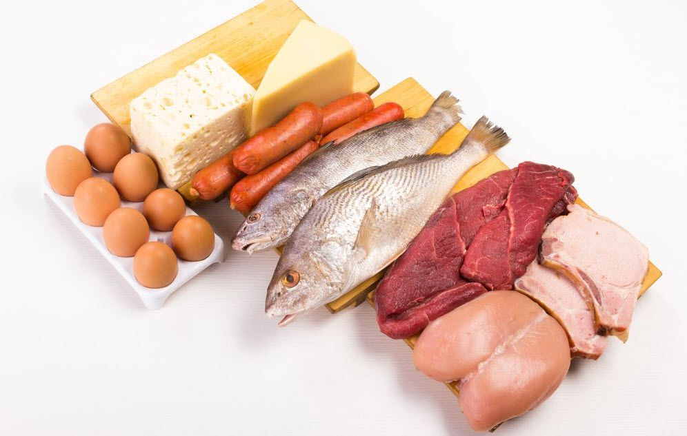 How much protein do i need daily for weight loss image 7
