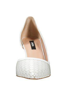 Zinda Czolenka Perla Blanco Zalando Pl Wedding Shoes Shoes Loafers