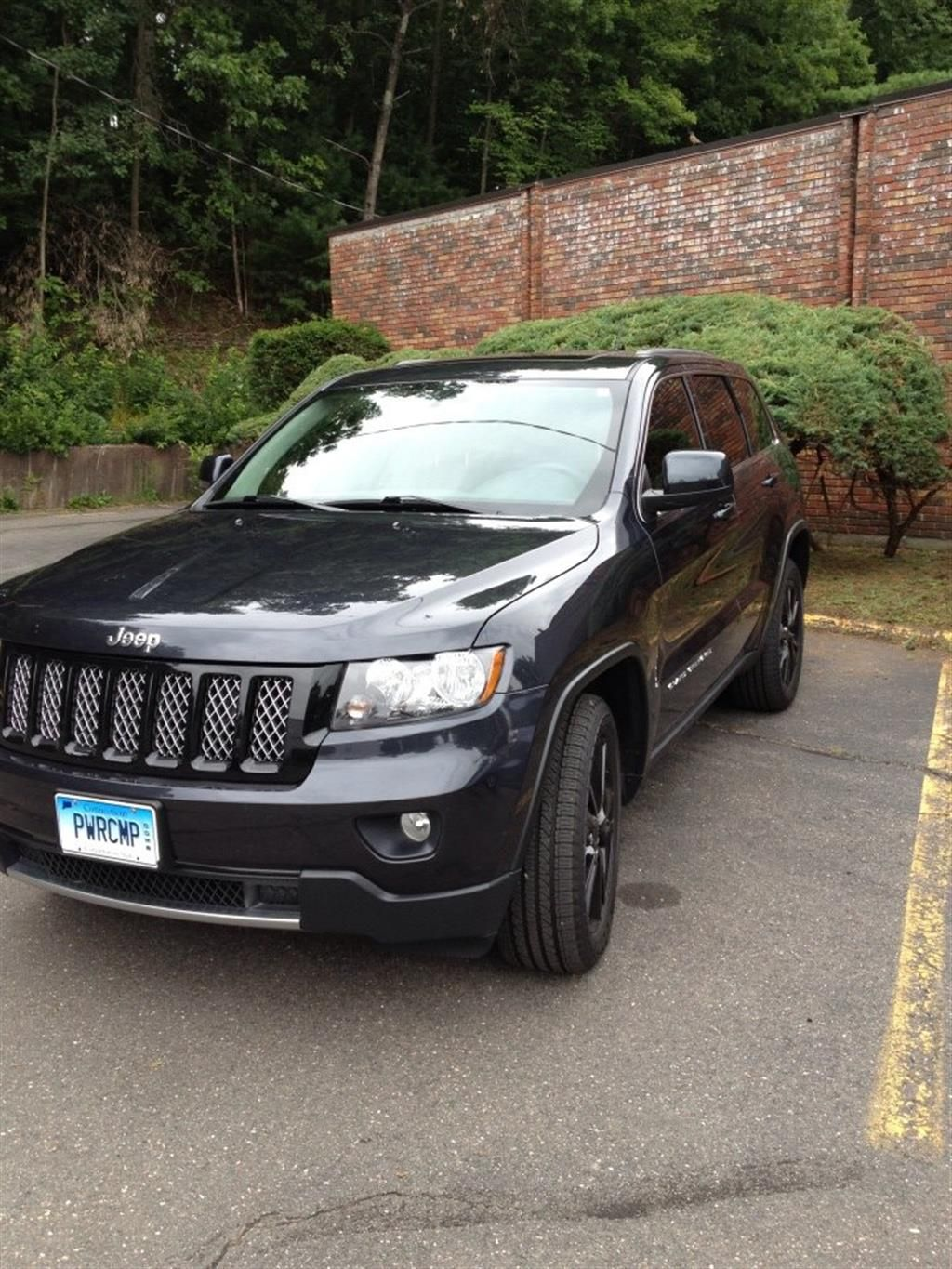 Jeep Cherokee Blackout : cherokee, blackout, Grand, Cherokee, Blackout, Edition, Audio, Photo#, 139448, Cherokee,, Jeep,