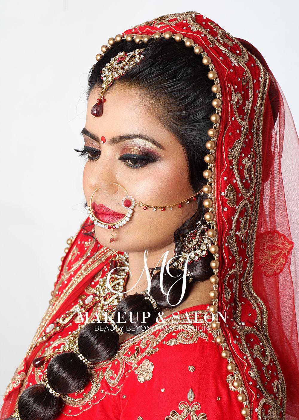 Bridal Makeups by Minaksi JaiswalProfessional makeup