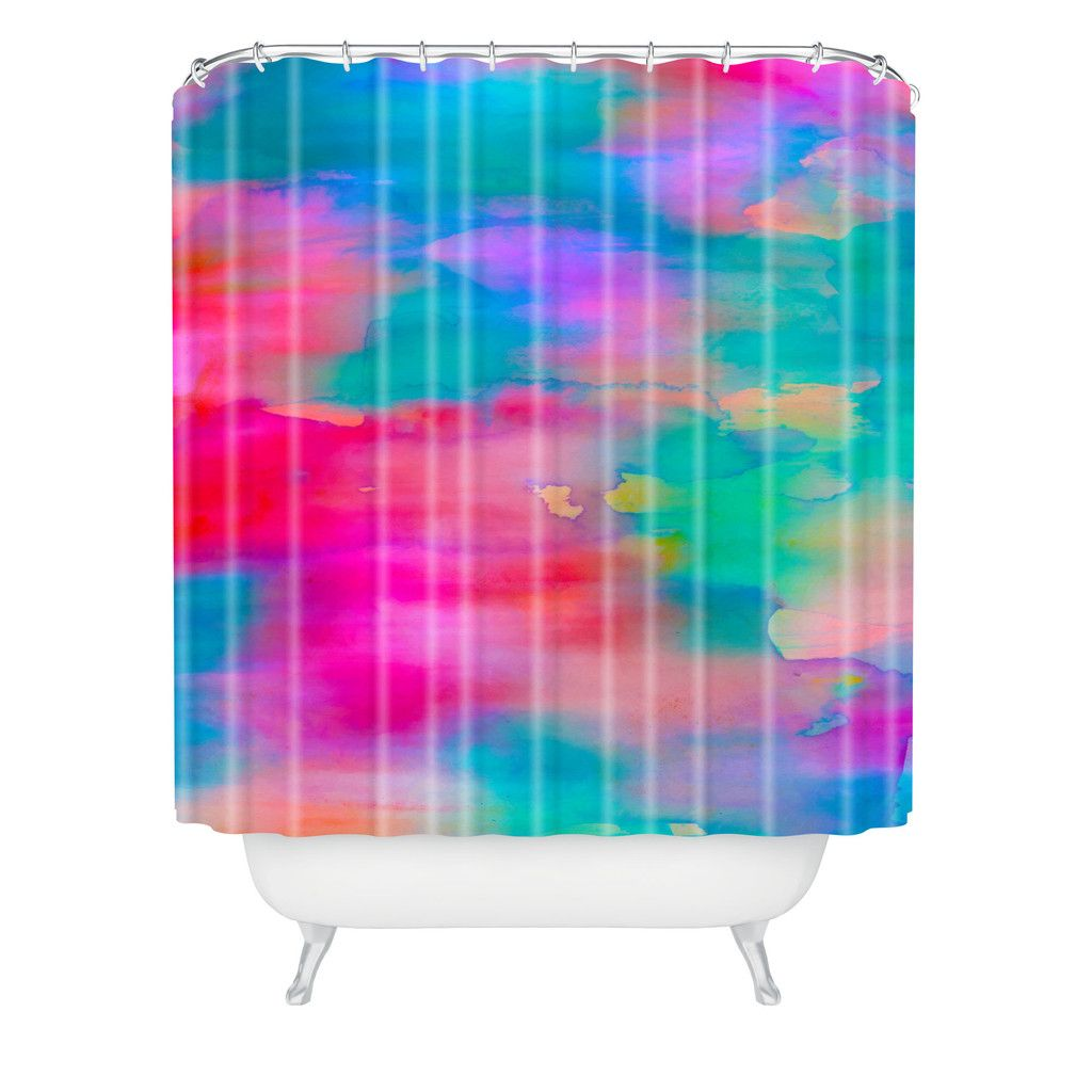 Amy Sia Summer 1 Shower Curtain | DENY Designs Home Accessories