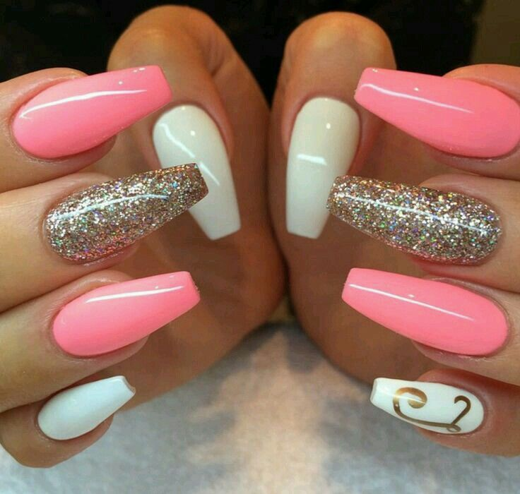 Coffin shaped acrylic tips #whyclary | Why CSC Is Right For Me ...