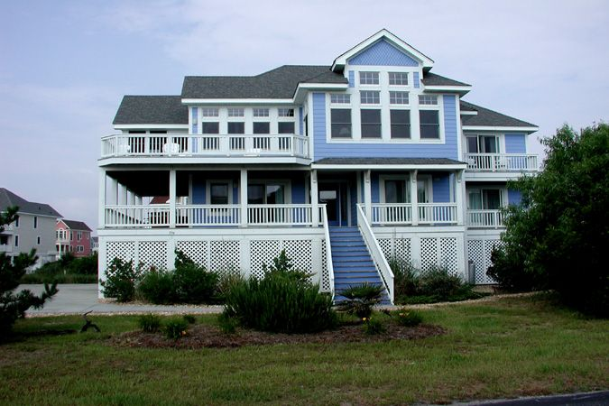 Dreamtime BU32 - Corolla, NC - OBX   Beach cottage ...