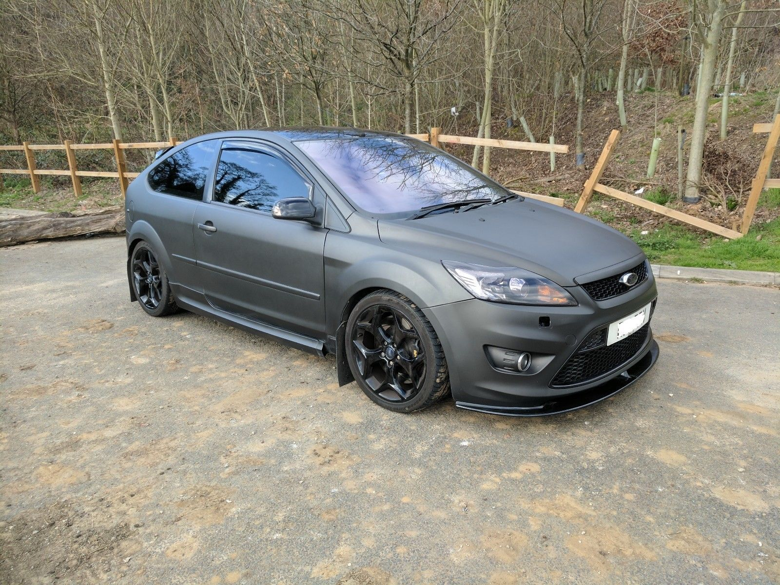 Check Out This Fast Ford Ford Focus St Rs 500 Bhp 30k Mods