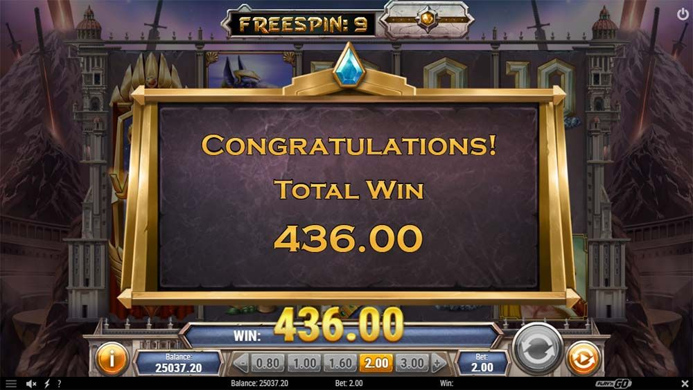 Divine Showdown Slot Machine