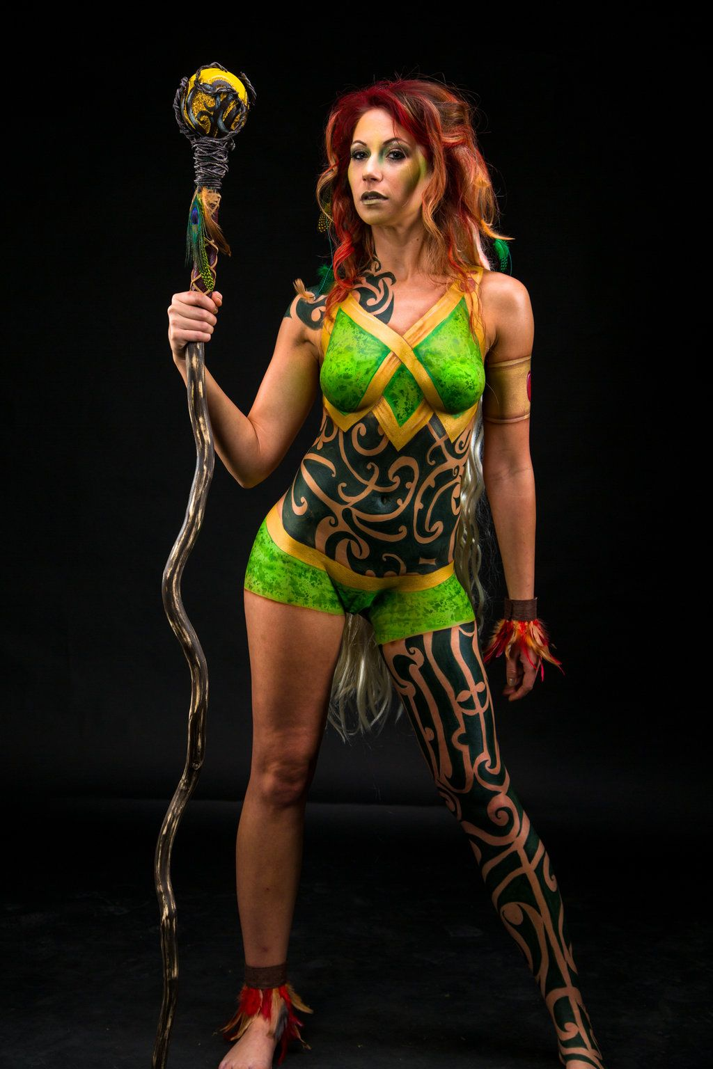 body paint Body Paint shoot with the lovely Shannon Million. Description from  deviantart.com. I