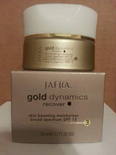 Jafra Gold Dynamics Recover Skin Boosting Moisturizer ...