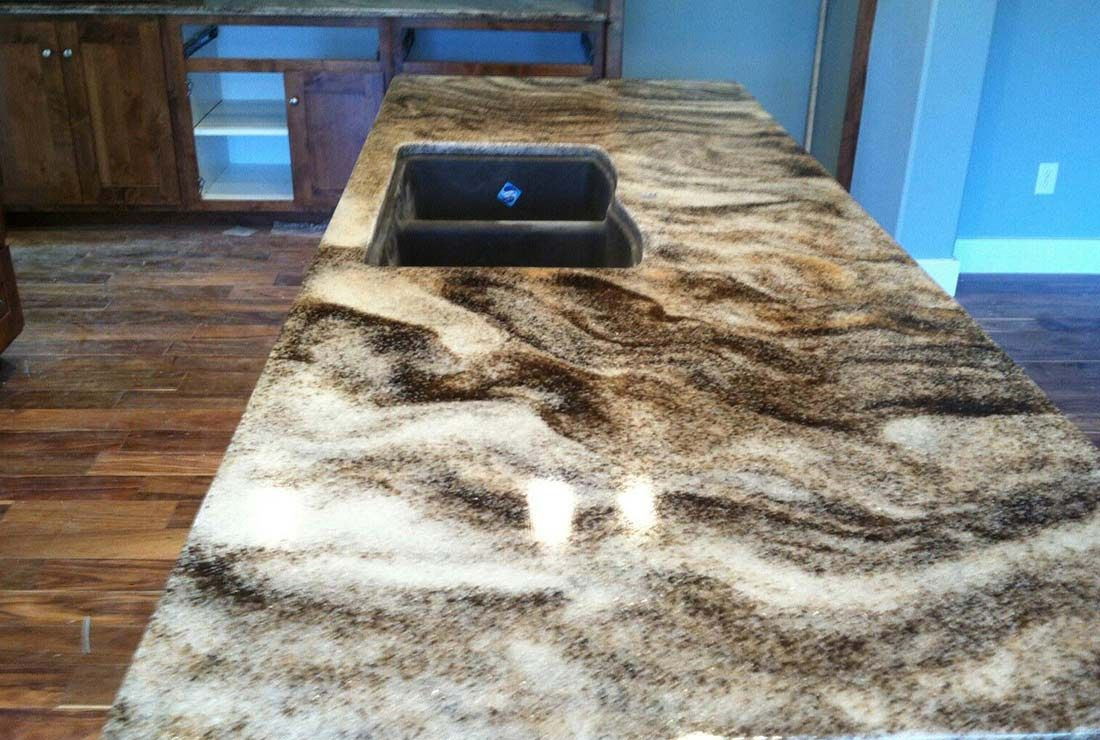 Favrstone Recycled Gl Countertops
