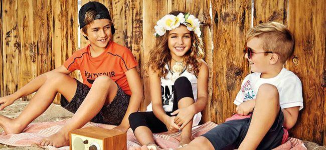Ανοιξιάτικη και Καλοκαιρινή Συλλογή σε παιδικά ρούχα Maison Marasil με  έκπτωση έως -50% και d60c3936976