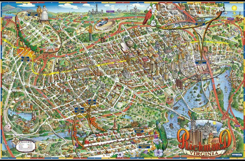 Discovery Maps | compressportnederland on