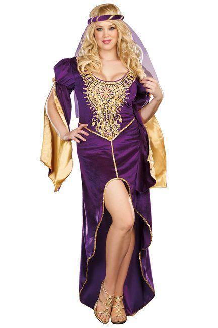 Plus Size Queen of Thrones Renaissance Costume Halloween ideas - halloween costume ideas plus size