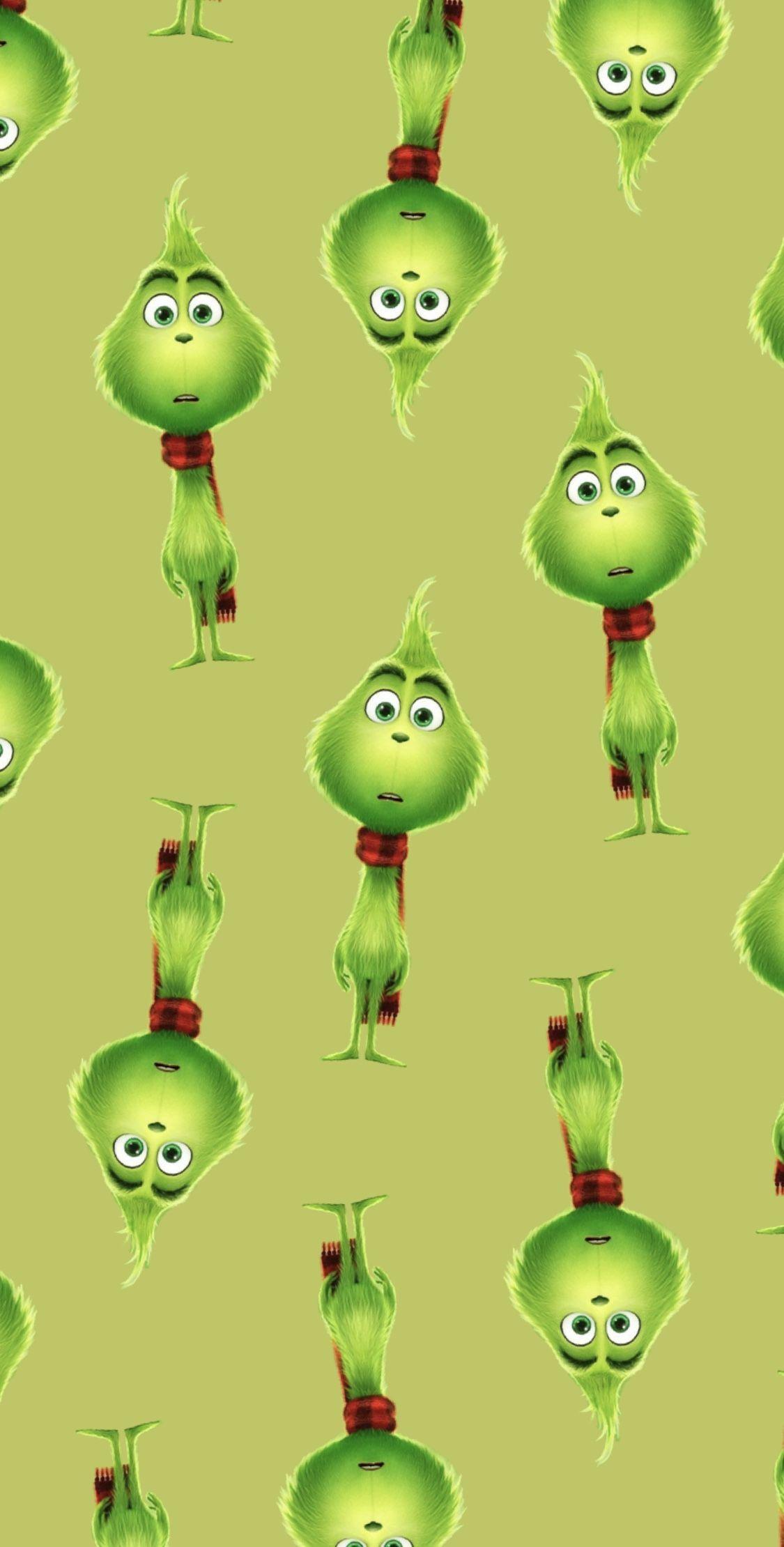 Wallpaper Grinch Grinch christmaswallpaper christmas
