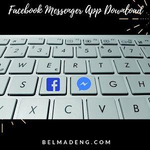 facebook messenger app download 2019